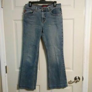 BCBGMaxAzria bootcut Jeans